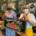 Auf den Fotos könnt ihr unter anderem die Filialleiterin Bianca Schneider sehen und die Grafikerin Petty Heisler (die Dame im blau-weißen Kleid). Frau Heisler hat für uns sechs Tafeln exklusiv kreiert, welche die Werte und Philosophie von unserem Unternehmen widerspiegeln – danke nochmal dafür, die Kunstwerke sind wundervoll gelungen!