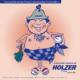firma Holzer Sanitär aus Lahr | Maskottchen Alfredo